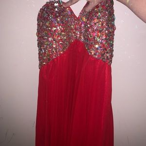 Anny Lee formal/prom dress size xs